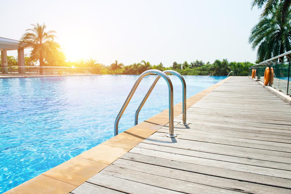 piscine soleil
