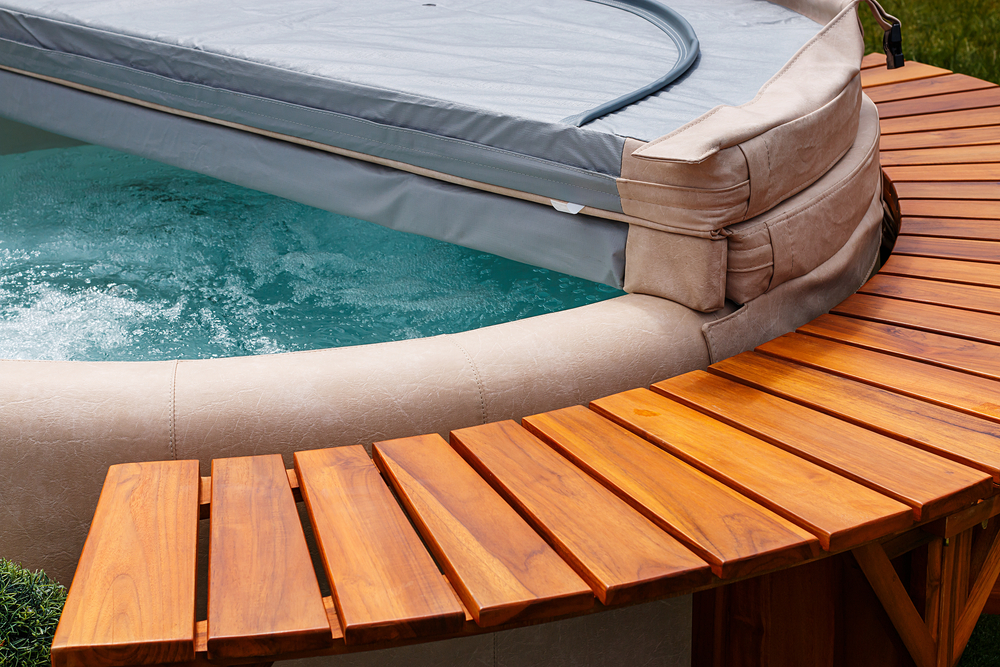 style abri de piscine