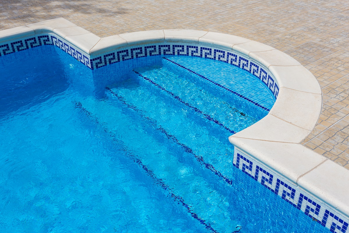 piscine carrelage