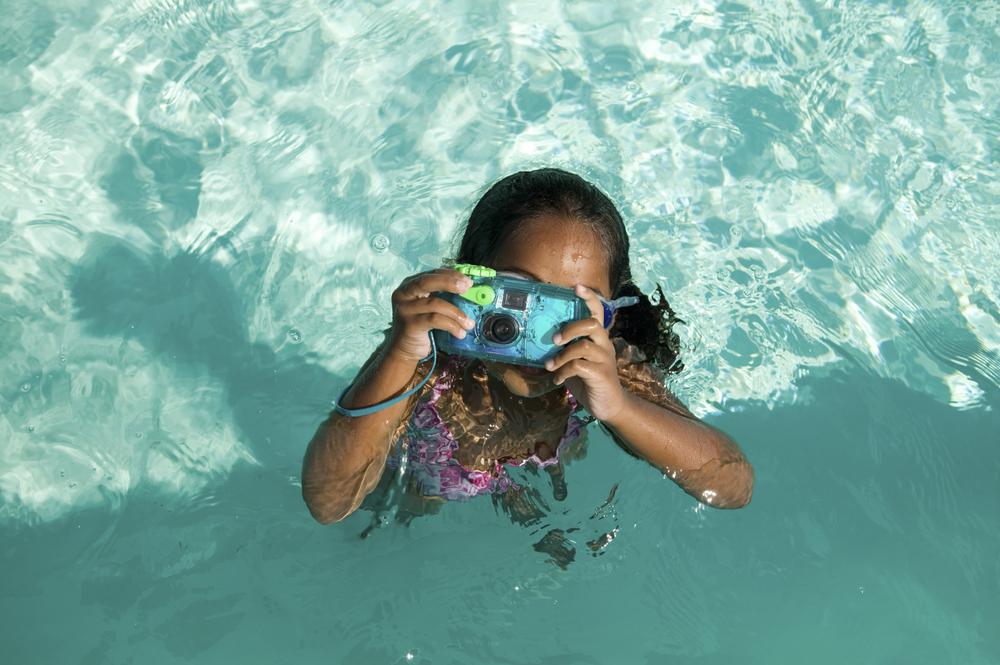 Accessoires high tech pour sa piscine